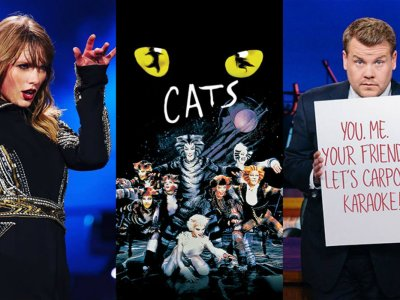 "Musical ""Cats"" vai ganhar filme com Taylor Swift e James Corden no elenco! 41"