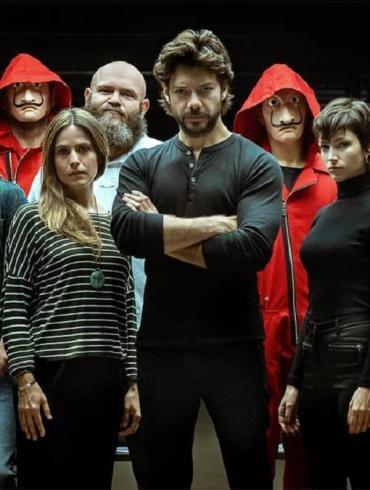 La Casa de Papel | Netflix revela títulos dos oito episódios da Parte 4 32