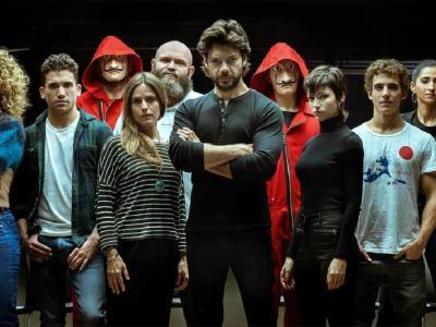 La Casa de Papel | Novo vídeo anuncia produção da 3ª temporada; confira 44