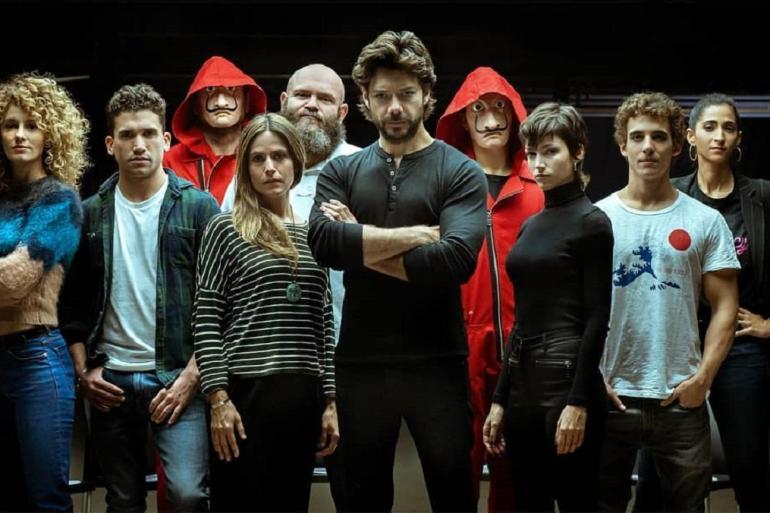 Netflix revela novo elenco para quarta temporada de Elite! 25