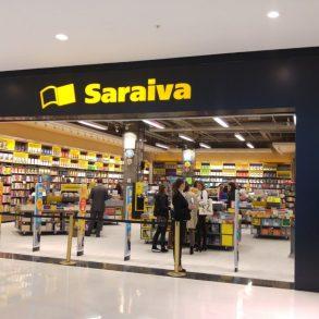 Livraria Saraiva fecha mais três lojas 21