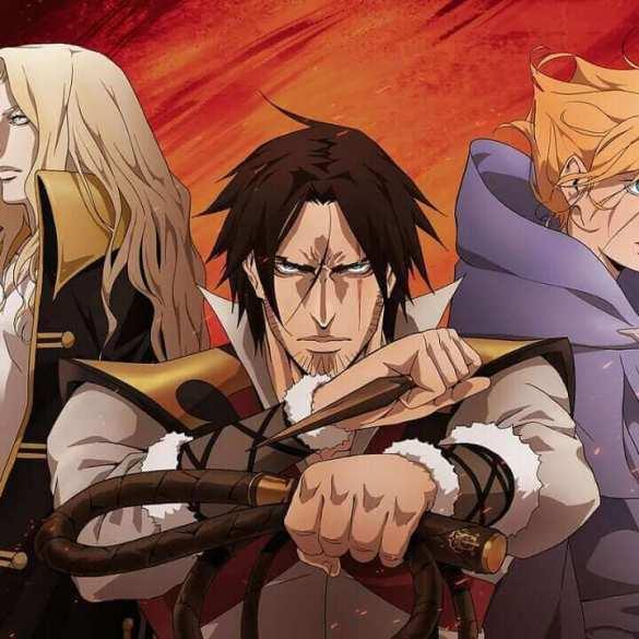 Castlevania 1° Temporada | Crítica da Série 16