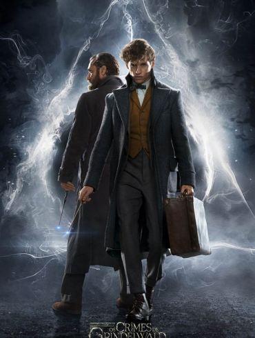 """""""Para alguns personagens, Grindelwald é a solução"""", diz J.K. Rowling em novo vídeo de Animais Fantásticos 20"""
