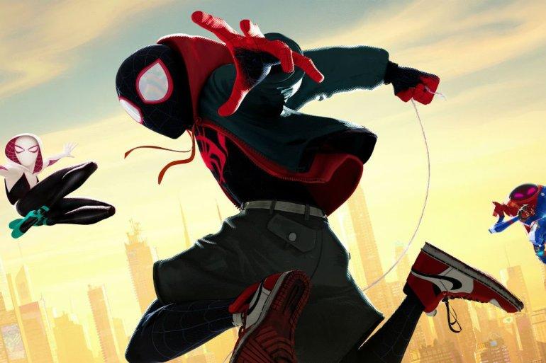 'Homem-Aranha no Aranhaverso' conquista a crítica Americana, com 100% de aprovação no RT 28