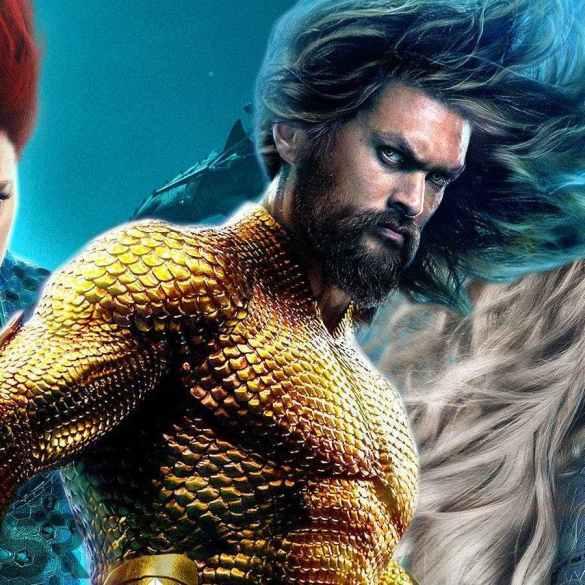 """Aquaman - Diretor explica porque o filme do herói tinha que acontecer antes de """"Aqualad""""! 19"""
