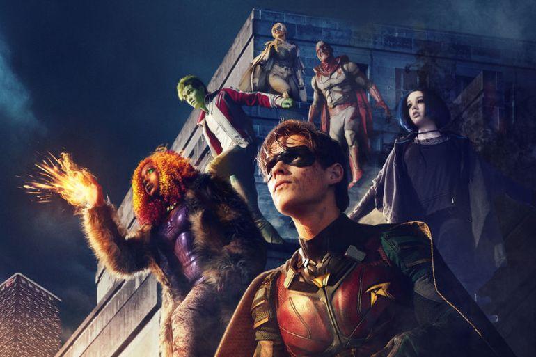 Titãs: 1° Temporada | Crítica 30