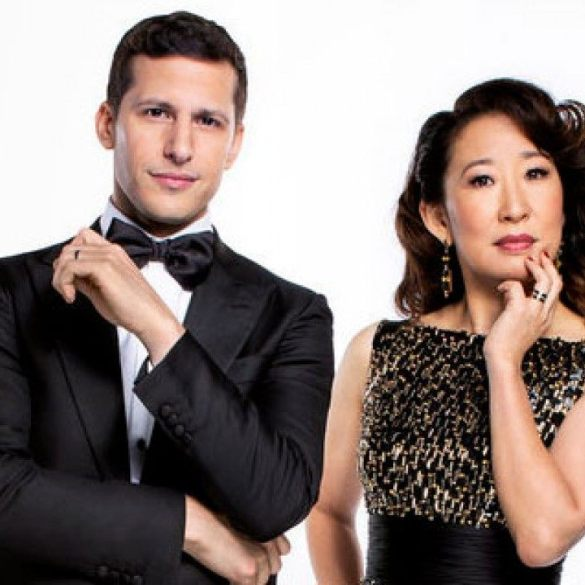 Sandra Oh é primeira pessoa de origem asiática a apresentar o Globo de Ouro 16