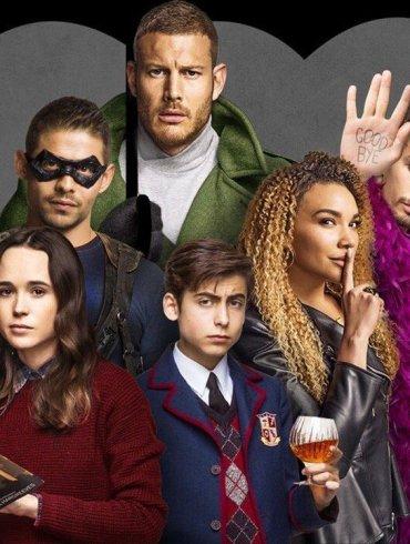 SAIU! Vem ver o trailer completo de The Umbrella Academy, nova série de heróis da Netflix 26