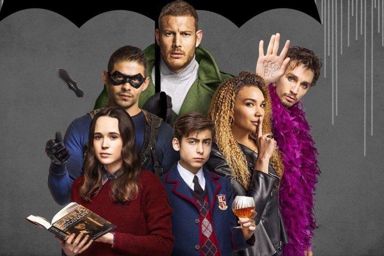 SAIU! Vem ver o trailer completo de The Umbrella Academy, nova série de heróis da Netflix 24