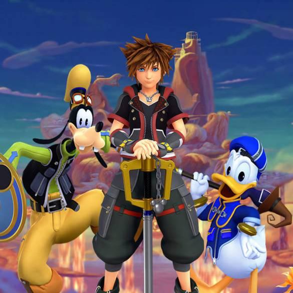[Rumor] Kingdom Hearts 3 pode receber Critical Mode 16