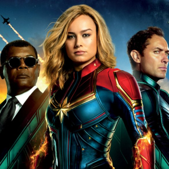 Capitã Marvel | Brie Larson quer criar um símbolo de força e humor para as mulheres com sua atuação! 21