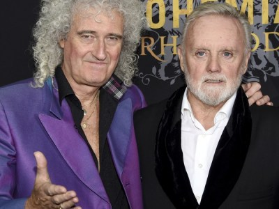 Integrantes do Queen anunciam shows no Brasil de banda cover 13