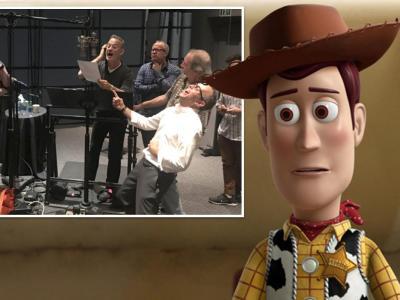 Toy Story 4 | Tom Hanks publica foto ao encerrar gravações de Woody 13