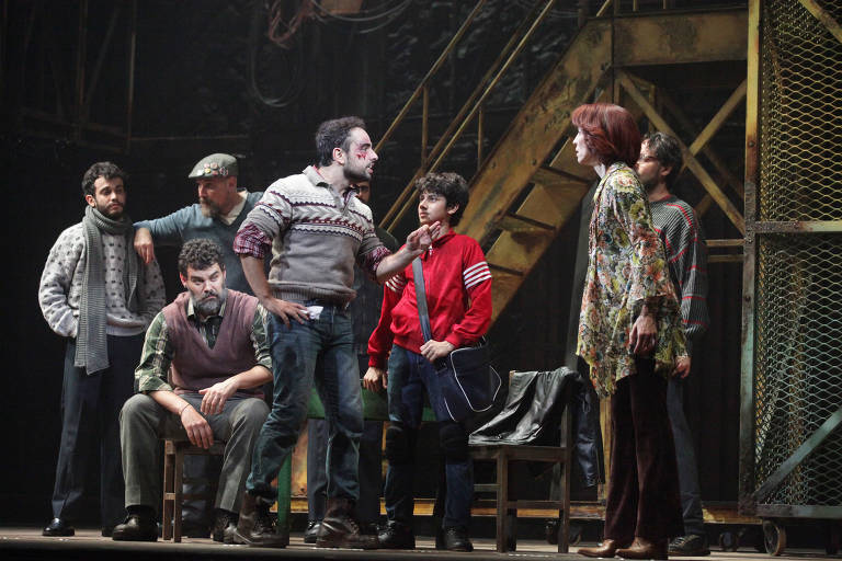 'Billy Elliot - O Musical' é um defensor da arte 17