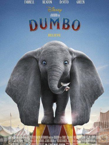 'Dumbo': Live-action dirigido por Tim Burton ganha data de estreia no Brasil 20
