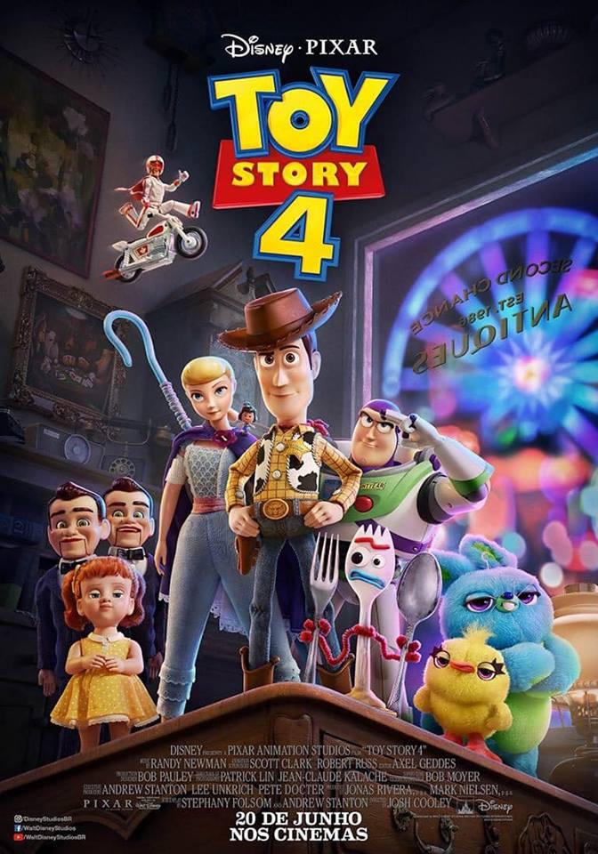 Toy Story 4: assista ao trailer do novo filme da Pixar 17