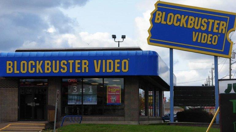 Resta apenas uma Blockbuster aberta em todo o mundo 16