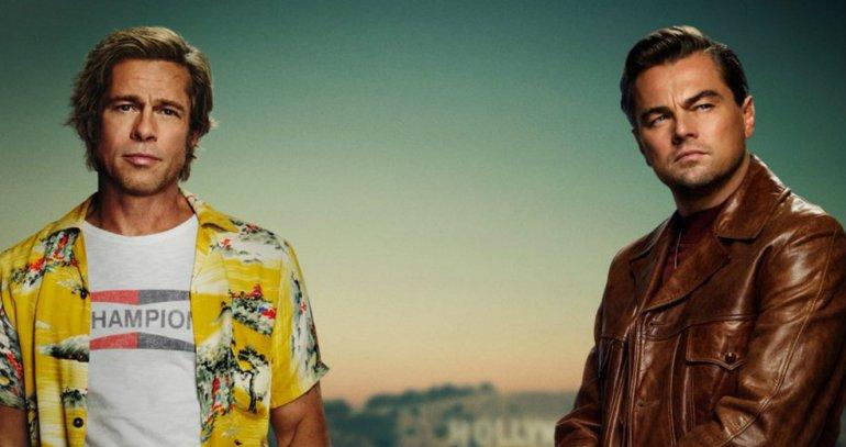 Filme de Tarantino com Leonardo DiCaprio e Brad Pitt ganha pôster 16