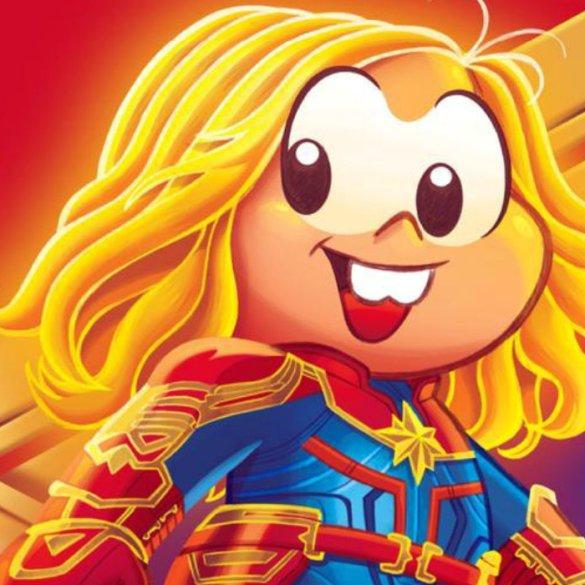 Capitã Marvel abre a bilheteria mundial com incríveis US$ 455 milhões 27