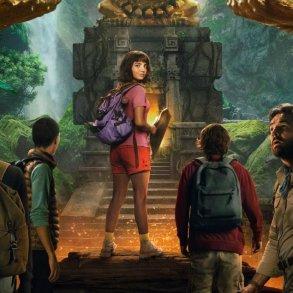 Dora e a Cidade Perdida | Assista ao primeiro trailer do filme 18