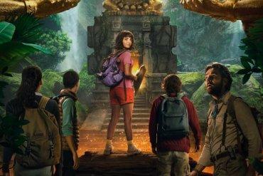 Dora e a Cidade Perdida | Assista ao primeiro trailer do filme 1