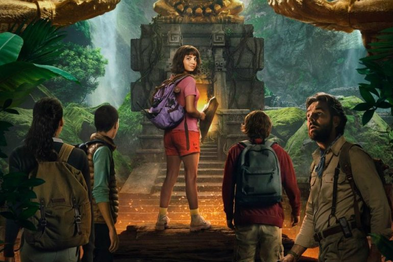 Dora e a Cidade Perdida | Assista ao primeiro trailer do filme 24