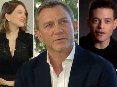 Gravado na Jamaica, novo filme de James Bond terá Rami Malek em papel de vilão 23