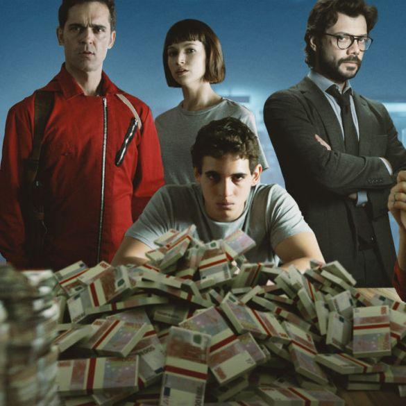 La Casa de Papel | Netflix revela títulos dos oito episódios da Parte 4 31