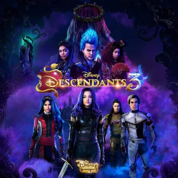 Descendentes 3 | Crítica 26