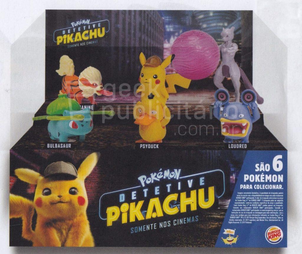 Burger King terá brindes de Detetive Pikachu no Brasil, diz site 17
