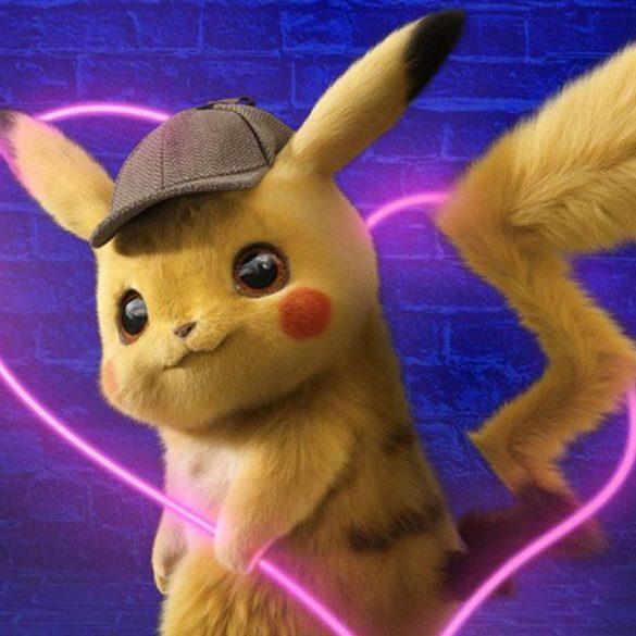 Divulgados pôsteres chineses de Detective Pikachu. 16
