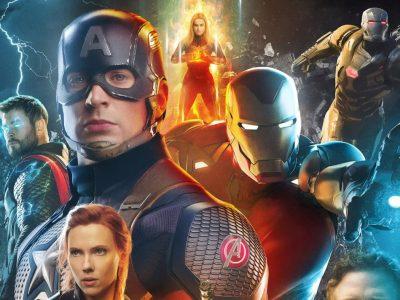 Vingadores: Ultimato | Divulgados novos posteres oficiais do filme 28