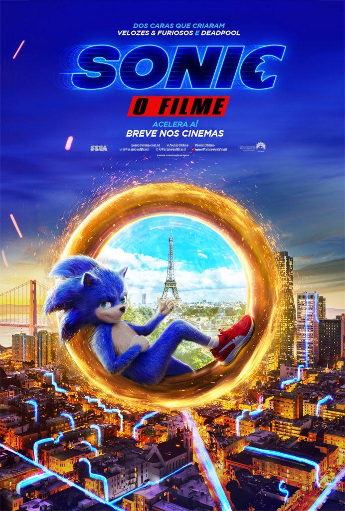 Sonic: O Filme ganha primeiro trailer um tanto quanto bizarro, com Jim Carrey roubando a cena 17