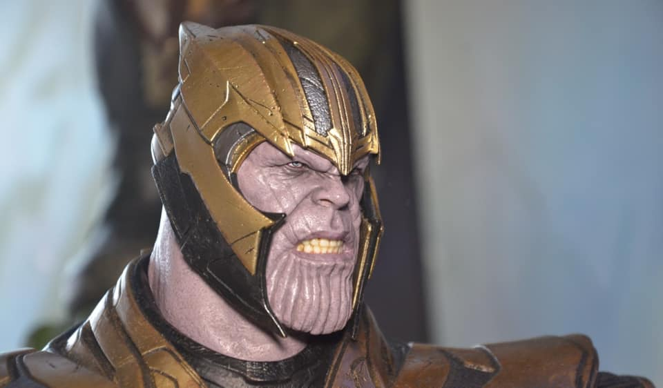 """Exposição Avengers em São Paulo: """"Avengers: EndGame Expo"""" reúne estátuas em miniatura e em tamanho real dos personagens de Vingadores Ultimato 18"""