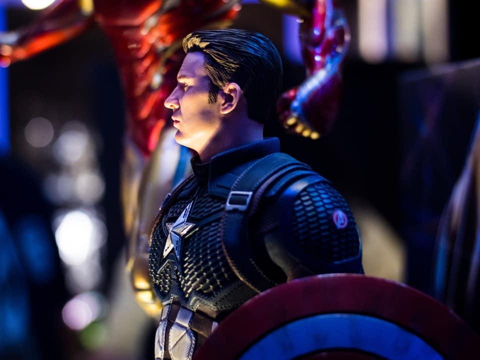 """Exposição Avengers em São Paulo: """"Avengers: EndGame Expo"""" reúne estátuas em miniatura e em tamanho real dos personagens de Vingadores Ultimato 17"""