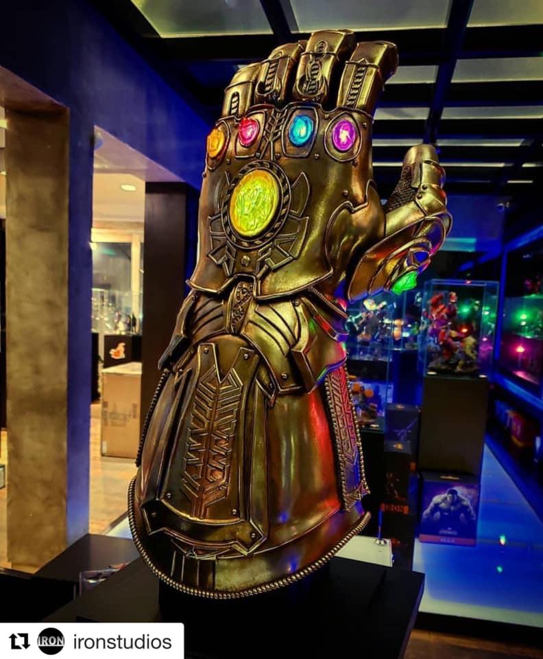 """Exposição Avengers em São Paulo: """"Avengers: EndGame Expo"""" reúne estátuas em miniatura e em tamanho real dos personagens de Vingadores Ultimato 27"""