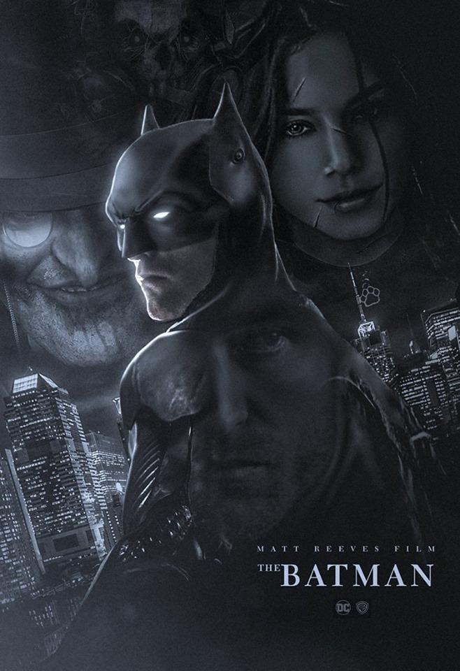É oficial: Robert Pattison é o novo Batman do cinema 17