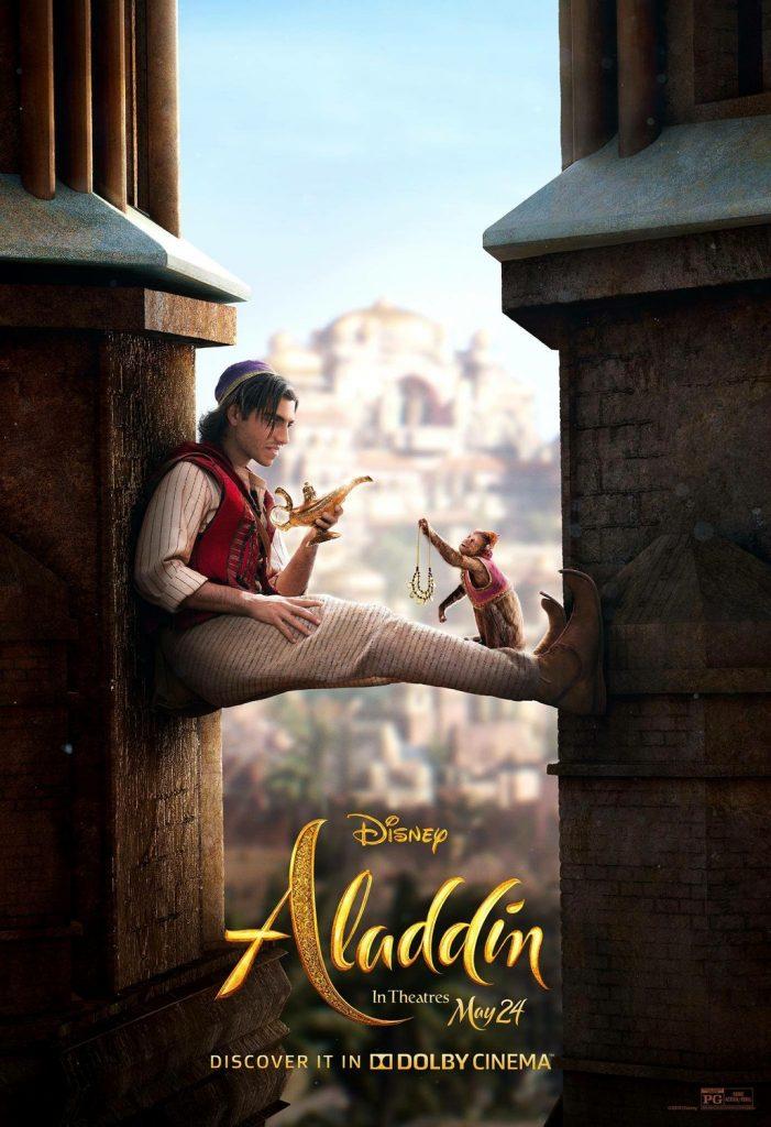 Aladdin | Live-action ganha novos cartazes 18