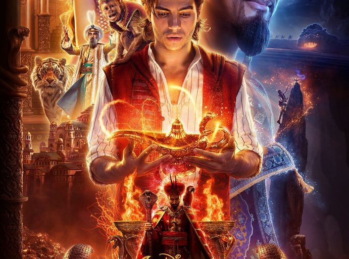 Disney dá sinal verde para sequência do live-action de Aladdin 21