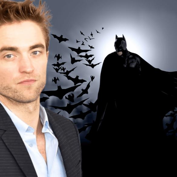 Robert Pattinson é apontado como o novo Batman dos cinemas 16