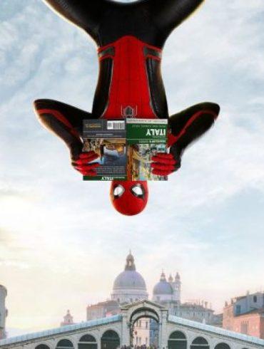 """""""Homem-Aranha: Longe de Casa"""" ganha cartazes em estilo retrô 54"""