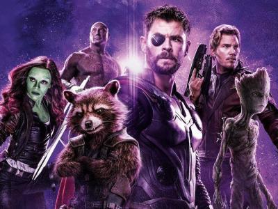 Guardiões da Galáxia Vol. 3 é confirmado pela Marvel 13