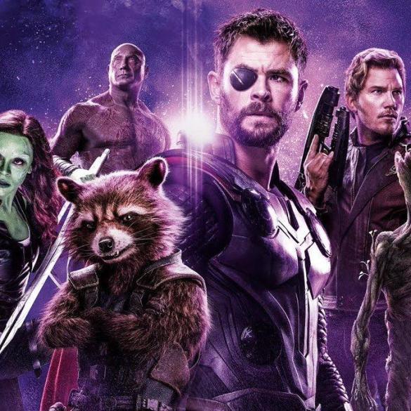 Guardiões da Galáxia Vol. 3 é confirmado pela Marvel 16