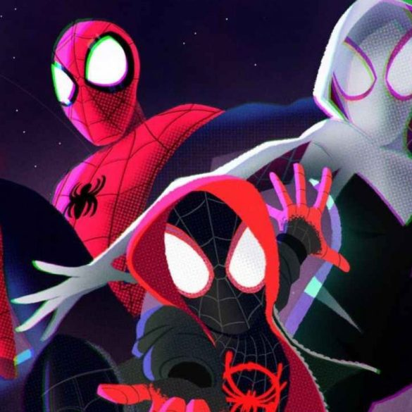 Sony confirma sequência de Spider-Man Into the Spider-Verse para 2022! 16