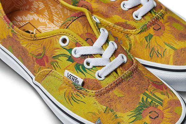 Vans lança coleção inspirada em obras de Van Gogh 17