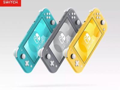 Nintendo anuncia versão  portátil e mais barata do Switch 41