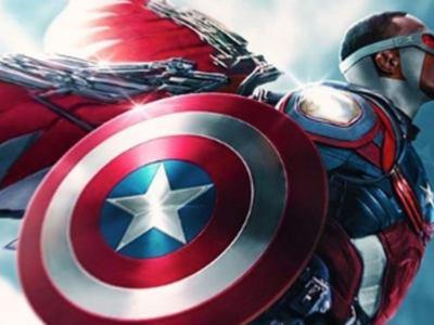 Falcão e Soldado Invernal – Anthony Mackie, o Falcão, confirma que usará o traje do Capitão América na série! 34