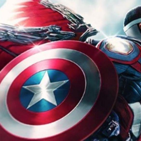 Falcão e Soldado Invernal – Anthony Mackie, o Falcão, confirma que usará o traje do Capitão América na série! 16