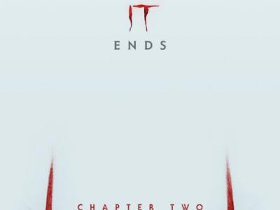 It: A Coisa 2 ganha novo cartaz e anuncia lançamento do trailer para amanhã 31