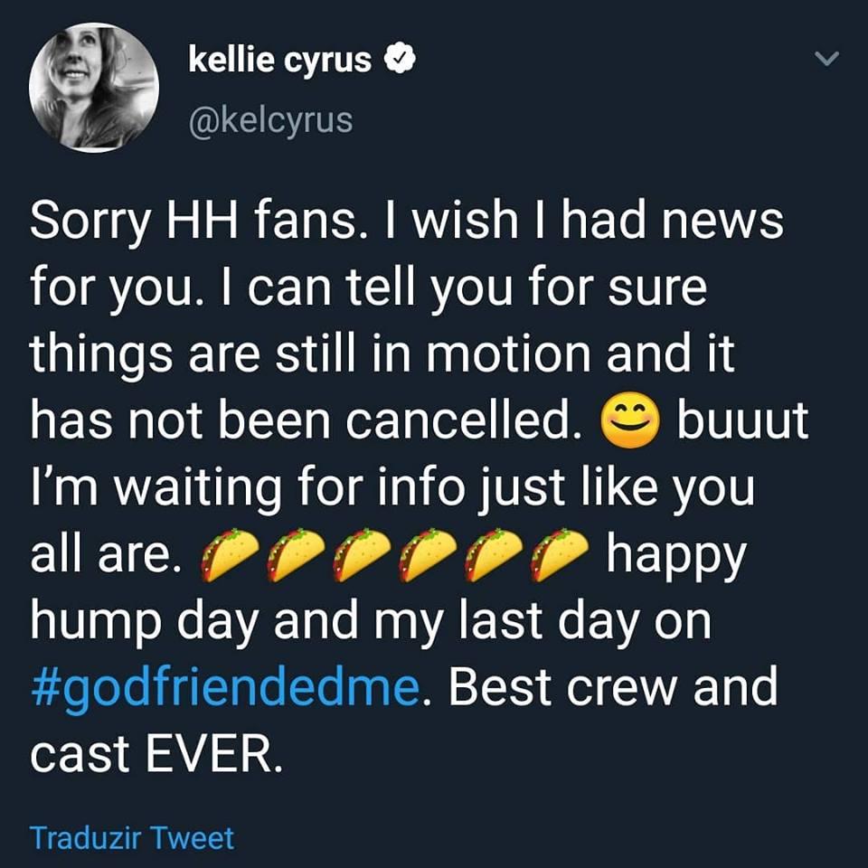 Diretora divulga nota que desanima fãs da saga Sussurro 17